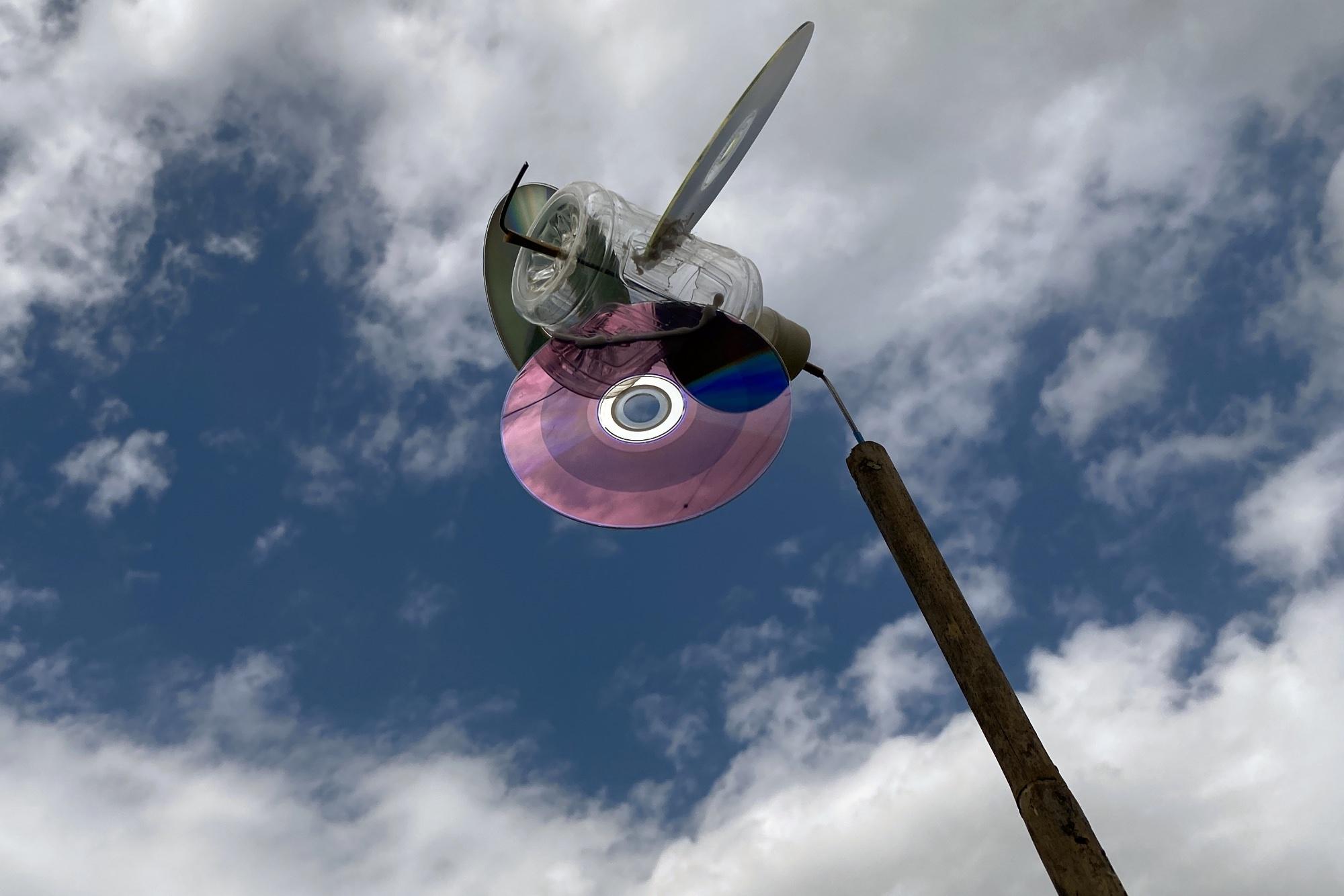 ボトル の 作り方 風車 ペット